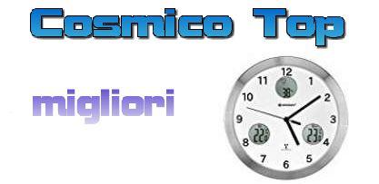 219d1e9d697dea I 5 migliori orologi da parete radiocontrollati | Cosmico - Migliori,  recensioni e opinioni