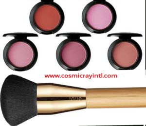 Medium blush and powder brush