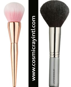 Large blush and powder brush