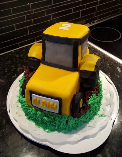 Mera traktor