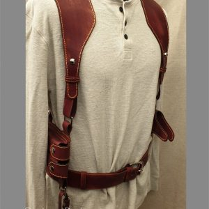 nathan drake uncharted holster harness and belt