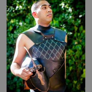 Unsullied grey worm armour