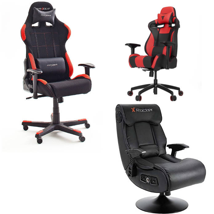 Fauteuil de Jeux Video : La sélection des meilleurs fauteuils de gamer