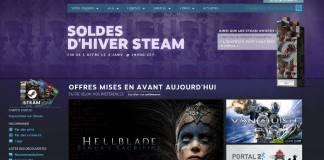 Steam Winter Sales 2017