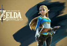 Nouveau Zelda