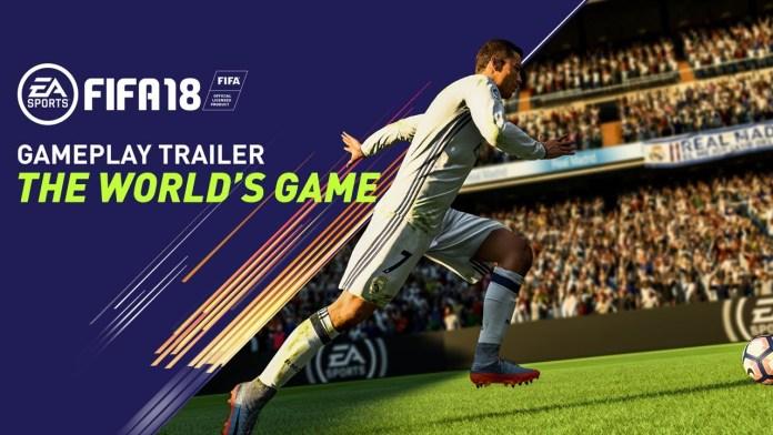 Test : FIFA 18 : améliorations et nouveautés