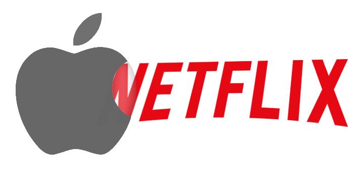 Apple Rachat Netflix
