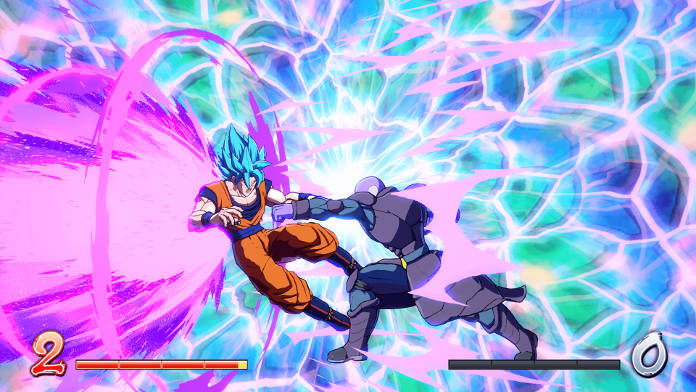 Dragon Ball FighterZ - Hit Meteor Ultimate