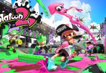 Nintendo Switch Splatoon2