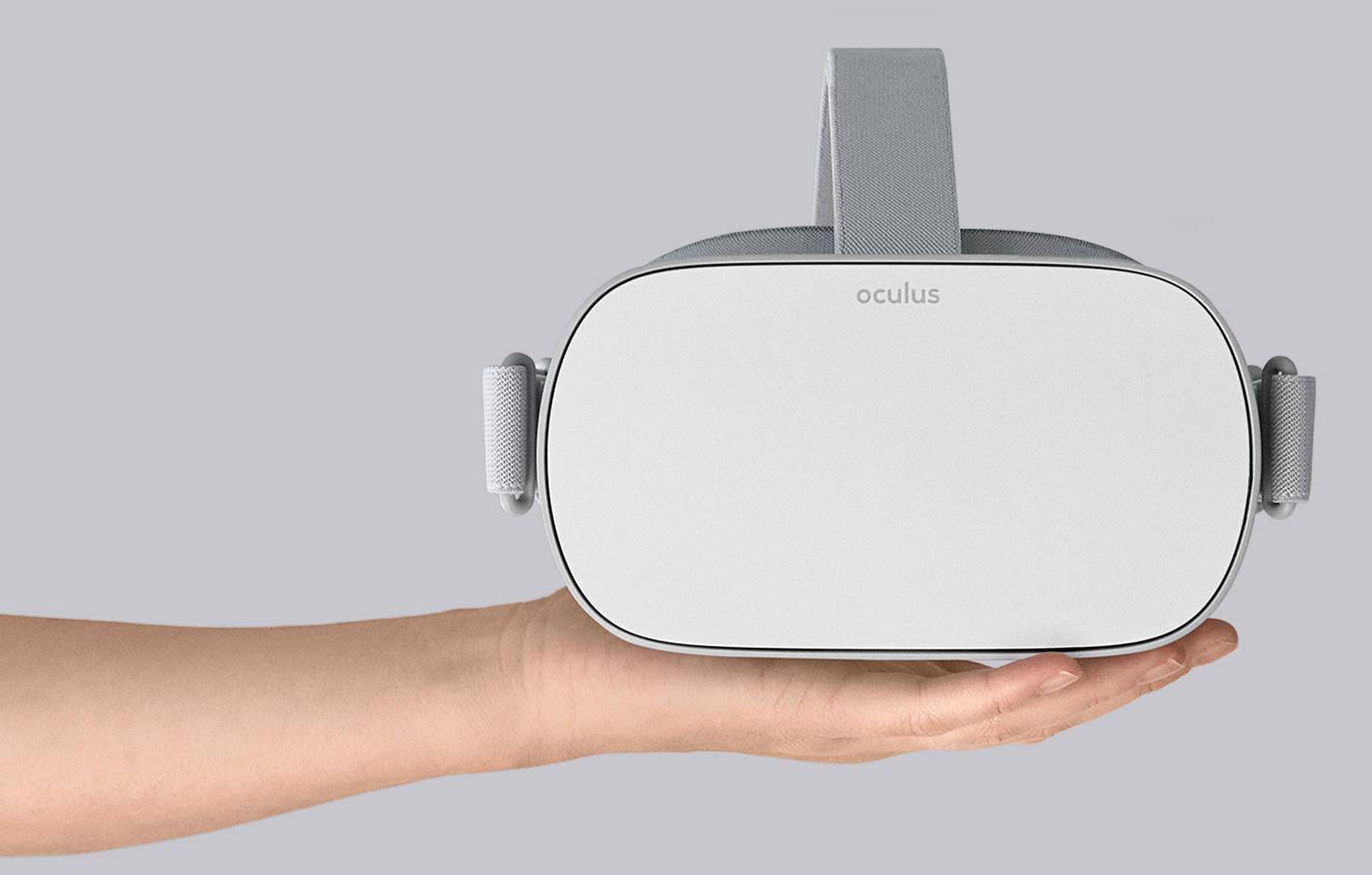 Officiel : le casque VR Oculus Go sera produit par Xiaomi