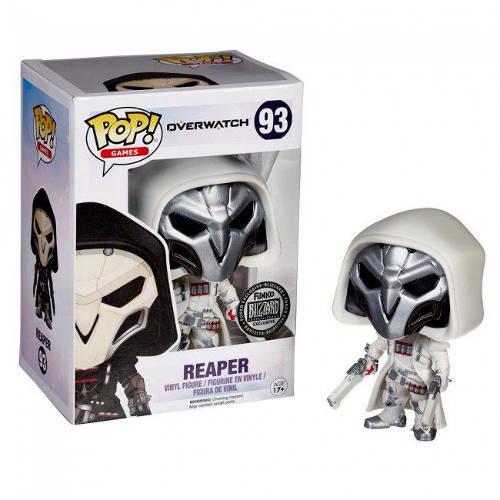 Reaper Overwatch Blanc - Figurine Pop