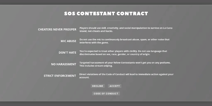 SOS-lancement-early-access-Contrat
