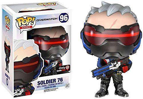 Soldier 76 - Figurine Pop