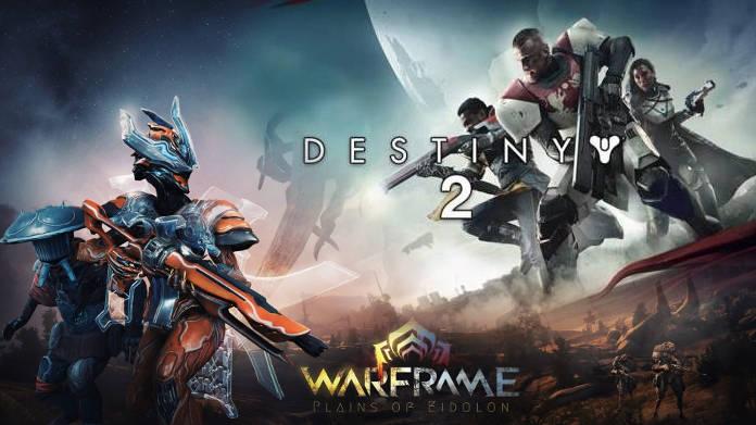 Warframe vs Destiny 2 - comparatif - Lequel est le meilleur