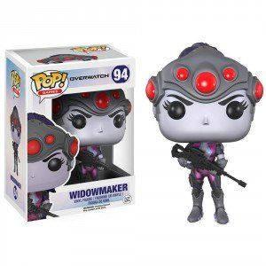 Widowmaker Overwatch - Figurine Pop