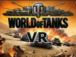 World of Tanks VR - Réalité Virtuelle