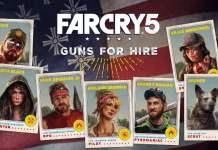 Far Cry 5 - Guns For Hire - Choisissez vos équipiers dès maintenant
