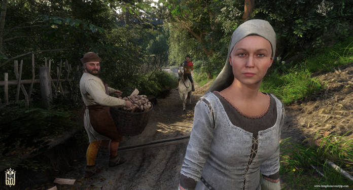 Kingdom Come Deliverance - Test - Graphiquement