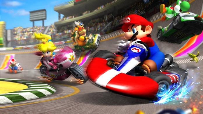 Mario Kart Tour - iOS Android - Date Sortie