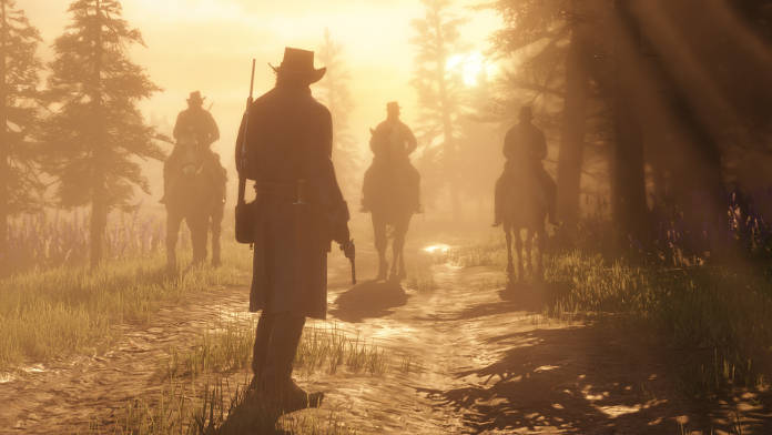 Red Dead Redemption 2 - trailer et un mode Battle Royale - far west