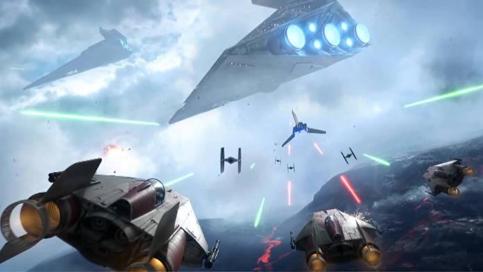 Un jeu vidéo en monde ouvert en préparation — Star Wars
