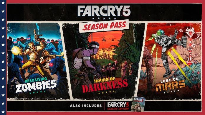 Far Cry 5 - Season Pass et l'editeur de carte révélé avec une vidéo