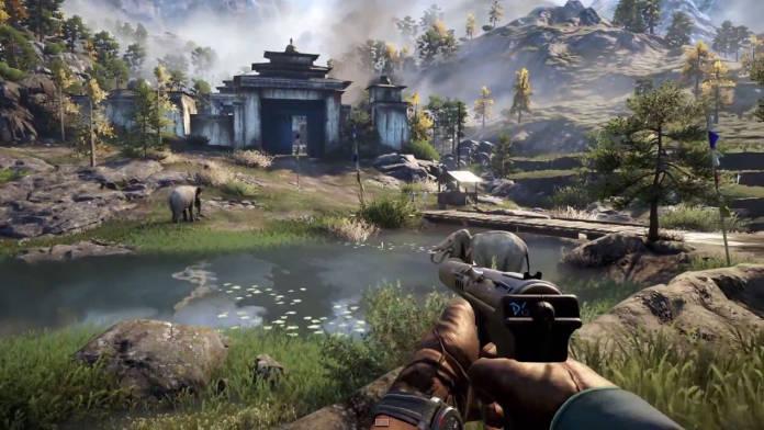 Test Far Cry 5 - Le meilleur de la série - Riviére