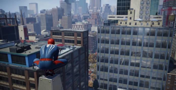 Nouveau Spider-Man PS4 - Une vidéo du gameplay, combat et sortie