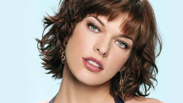 Milla Jovovich au casting du film — Monster Hunter