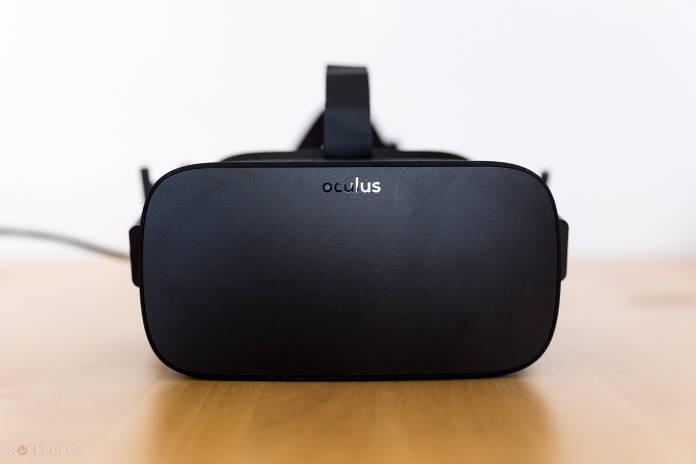 Oculus : Un nouveau casque VR avec une vision à 140° et l'Eye Tracking