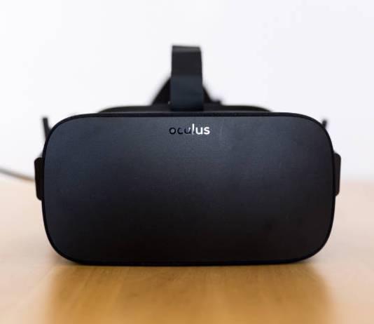 Oculus - Un nouveau casque VR avec une vision à 140° et l'Eye Tracking