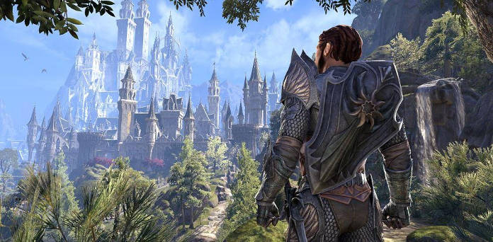 The Elder Scrolls Online Summerset - Disponible dès maintenant