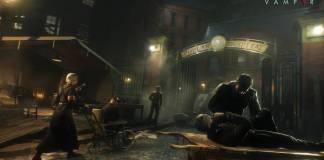 Bande annonce de lancement de Vampyr, le dernier espoir du Dr. Reid