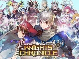 Le RPG Knights Chronicle disponible sur Google Play et dans l'App Store