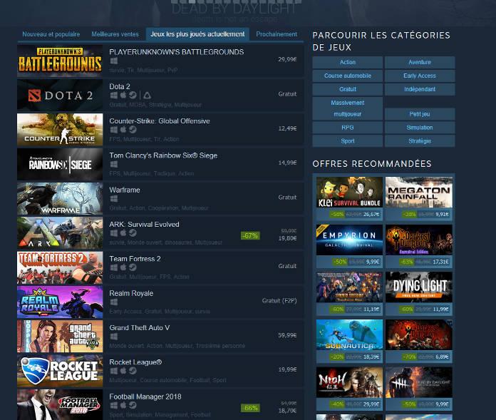 Realm Royale - Le 8ème jeu le plus joué sur Steam et c'est une alpha