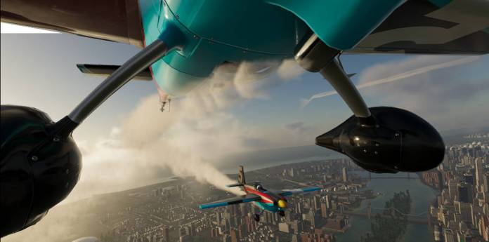 The Crew 2 Test - Un gameplay fluide et diversifié pour plus de fun - Avion 3