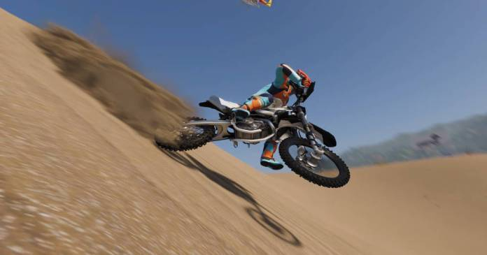 The Crew 2 Test - Un gameplay fluide et diversifié pour plus de fun - Moto