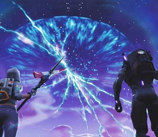 Fortnite - La fissure dans le ciel s'agrandit, qu'annonce-t-elle - evenement