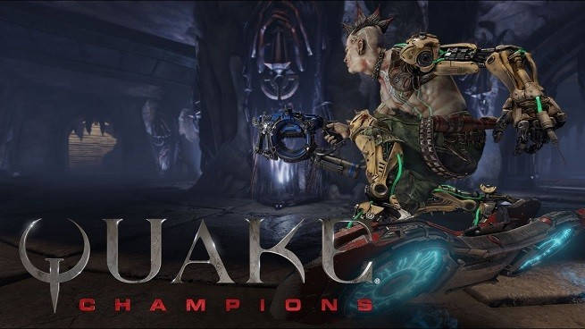 Quake Champions passe en free-to-play