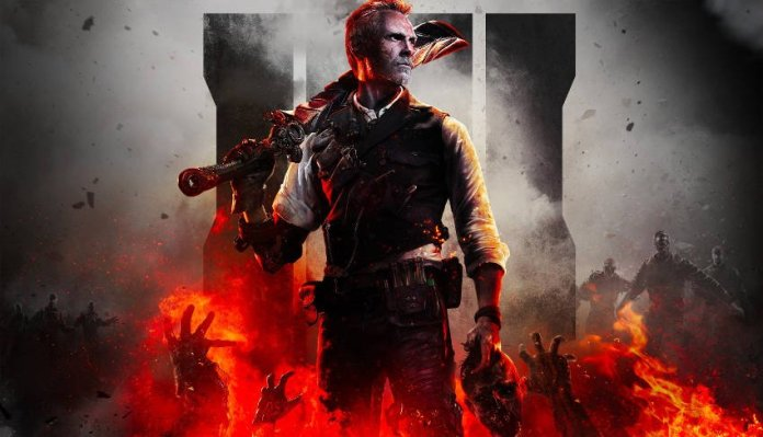 Call of Duty Black Ops 4 - Mode Zombies - Stanton Shaw