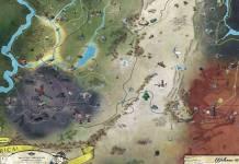 Fallout 76 - La carte du monde révélée! Avant l'apocalypse