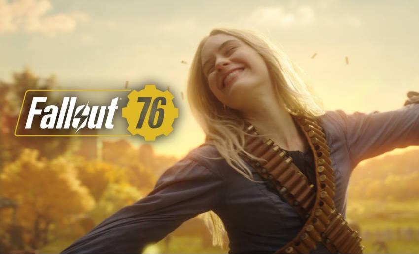 Nouvelle bande annonce de Fallout 76 - Après l'apocalypse
