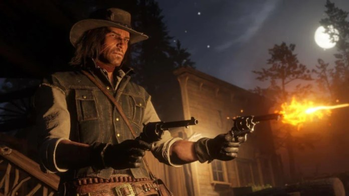 Red Dead Redemption 2 Dual Wield, comment avoir deux armes