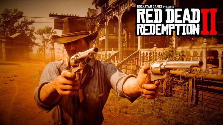 Red Dead Redemption 2 - Nouvelle vidéo sur le gameplay