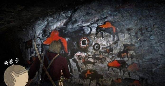Attrape rêve - peinture de la grotte Elysian Pool