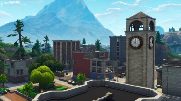 Fortnite Saison 11 - Tilted Towers sera attaqué par des ennemis