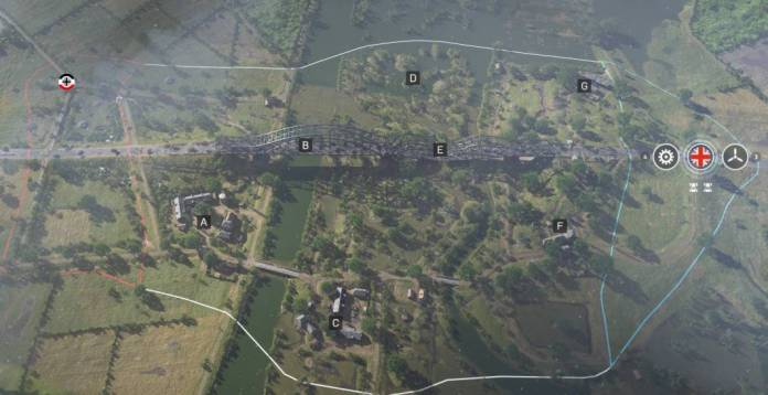 La carteTorsion d'acier de Battlefield 5