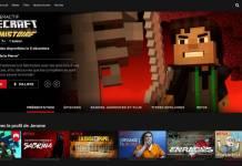 Netflix - Regardez dès maintenant Minecraft, une histoire interactive