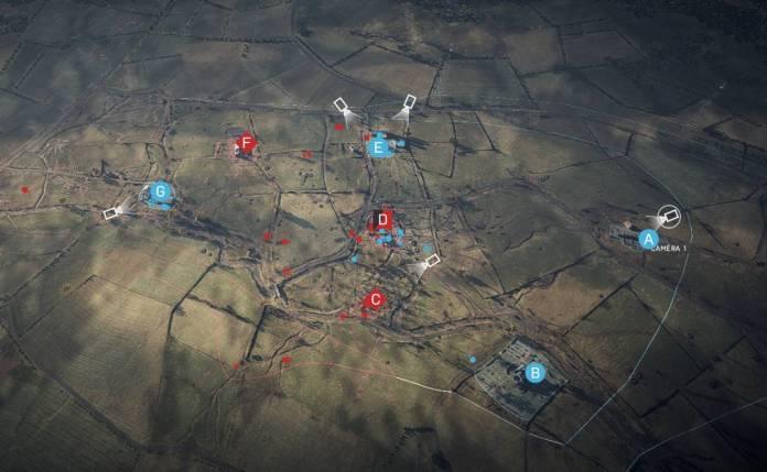 Battlefield 5 - Panzerstorm - carte