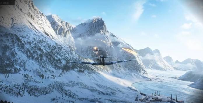Battlefield 5 intercepter les missiles roquettes V-1 ou JB-2